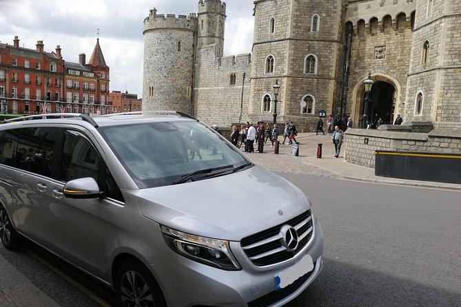 London Transfer with Stopover at Windsor Castle