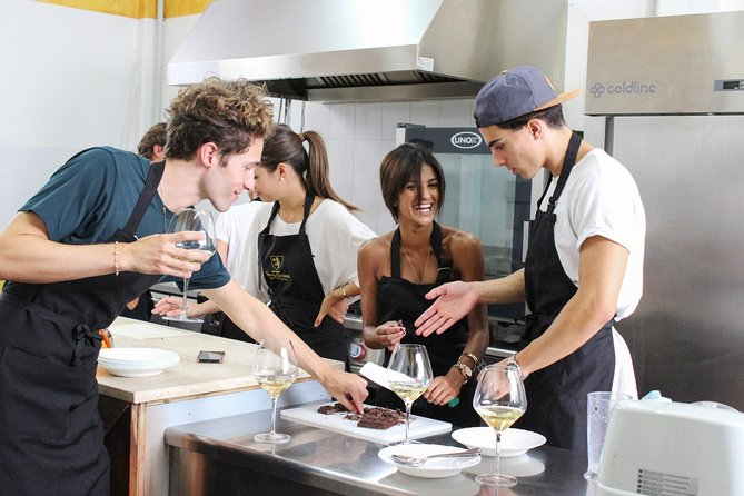 Tuscan Food Cooking Class in San Gimignano Winery of Tuscany