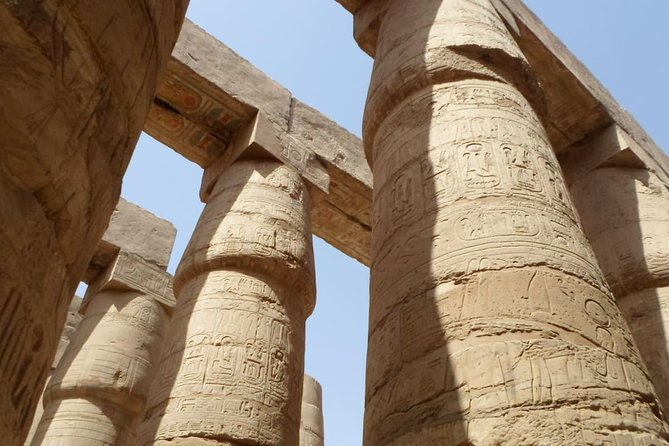 1 Day Tour Luxor From Safaga Port by Van