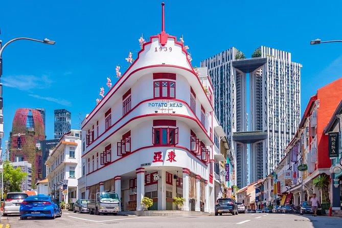 Chinatown and Little India Photo Walk