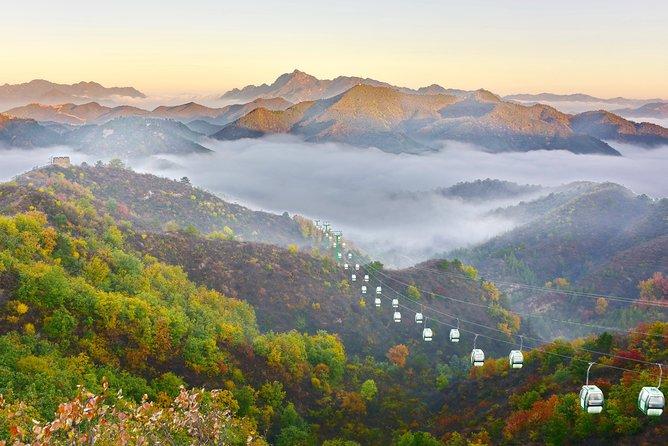 All Inclusive Private Half Way Hiking at Jinshanling Great Wall