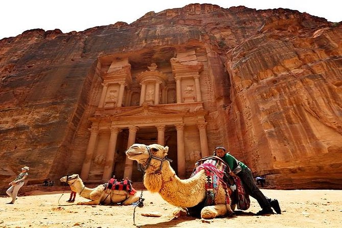 Over Day Tour to Petra