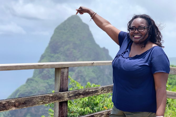Soufriere & Waterfalls Escapade