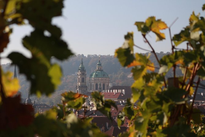 Private Scenic Transfer from Salzburg to Prague with 4h of Sightseeing