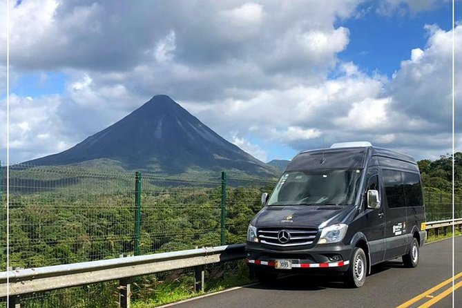 Private Transport from Tamarindo to Monteverde