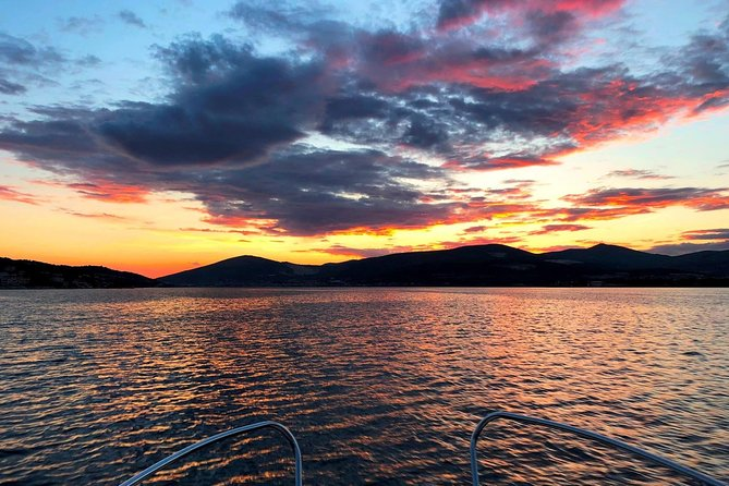 Private Sunset Tour from Trogir by Speedboat