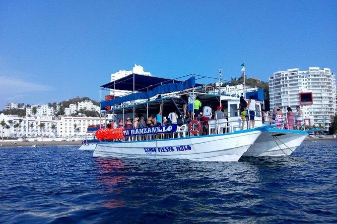 Boat Tour Party