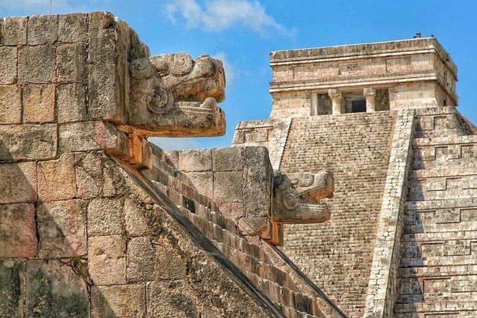 Chichen Itza Luxury Tour From Cancun 2021