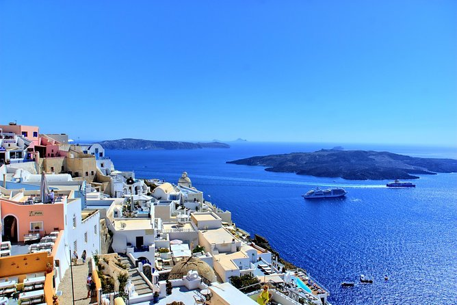 Santorini shared transfer