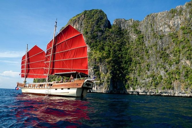Sunset Dinner Cruise In Phang Nga By June Bahtra + Hotel Pick Up And Drop Off photo 1