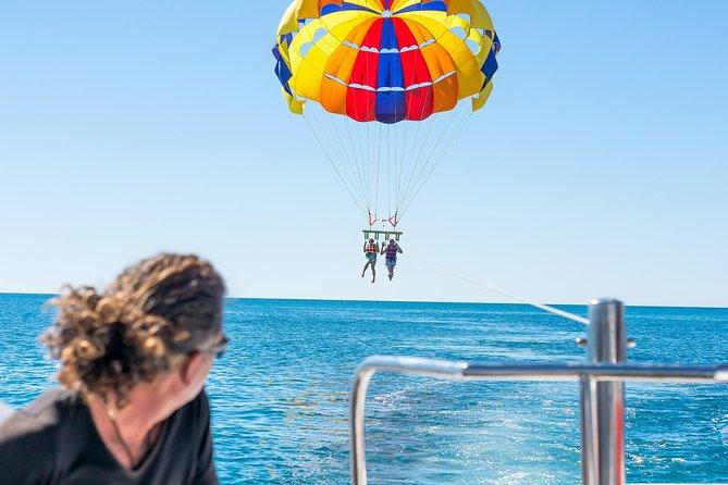 Parasailing in Sharm el Sheikh