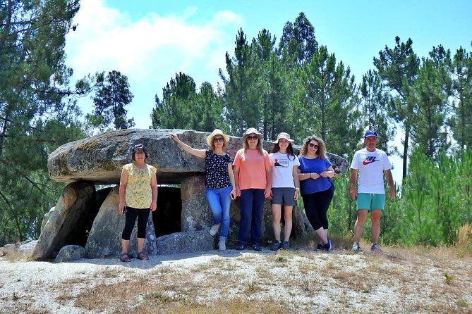 Prehistoric Circuit Fiais / Azenha (full day)