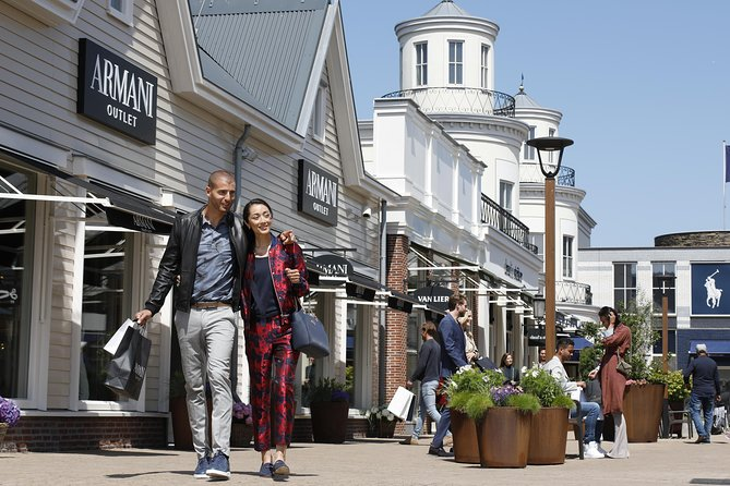 Private Tour to Batavia Stad Fashion Outlet