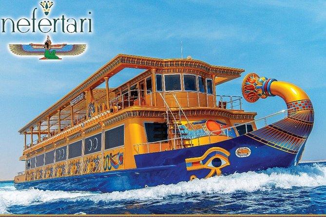 Nefertari seascope Boat & Semi Submarine Sea Trip - Marsa Alam
