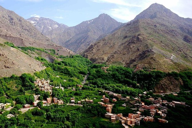 Berber Villages Day Trip & Camel Ride From Marrakech