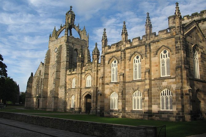 Aberdeen Historical Walking Tour