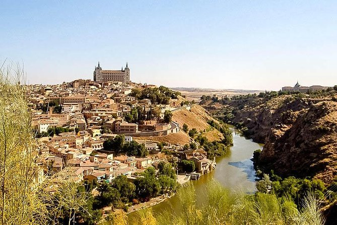 Toledo Express for Explorers from Madrid