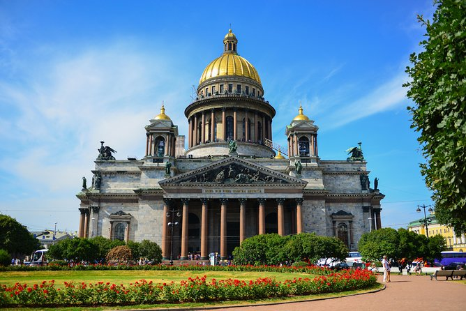 Best of St. Petersburg without hurry - 2-day Relaxed Tour