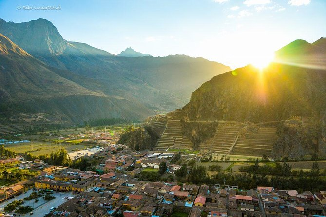 Sacred Valley of Incas (Day Trip)
