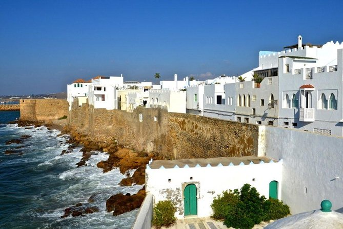From Tangier to Asilah (Minimum 4 people)