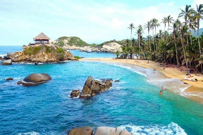 Transfer to Tayrona Park from Cartagena, private (Until entrance) or vice versa