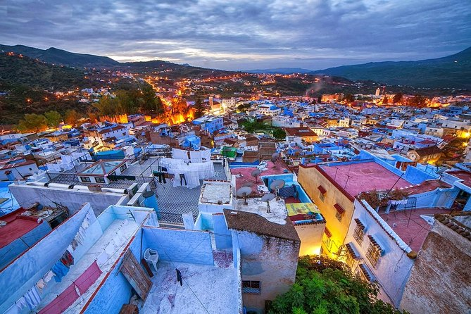 From Tangier to Chefchaouen (Minimum 4 people)