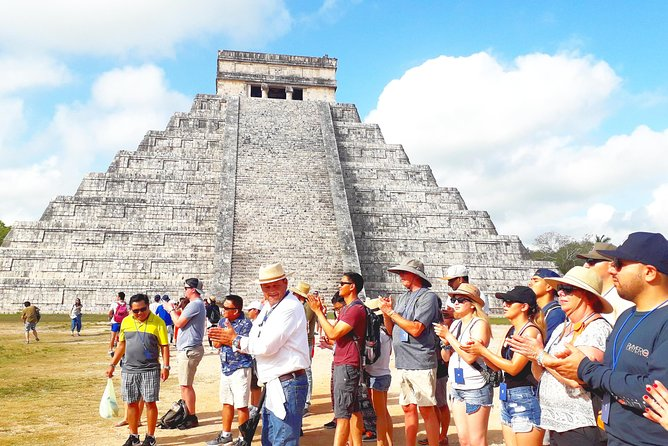 All-Inclusive Chichen Itza, Valladolid with Cenote Swim & Mexican Buffet