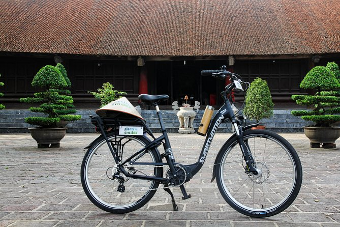 Ancient Village & The Legend of Co Loa Tour by E-Bike