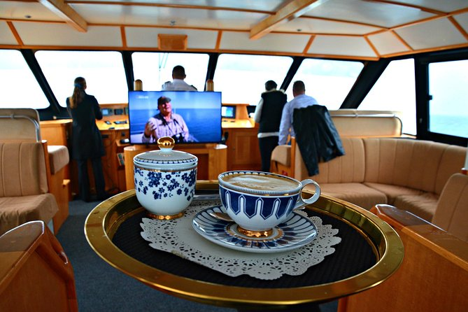 Whale-Watching Tour from Augusta or Perth with Optional Captain's Lounge Upgrade photo 2