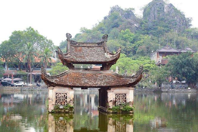 Full Day Hanoi To Chua Thay Pagoda Tour By E-Bike