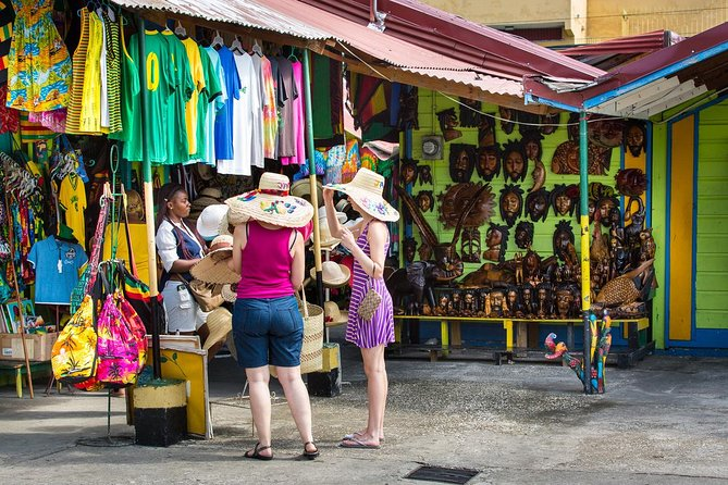 Shopping in Montego Bay on the Hip Strip