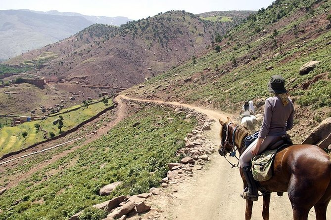 Atlas Mountains Horseback Ride