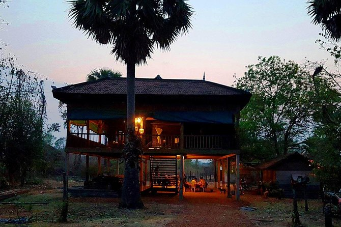 2 D, 1 N Siem Reap / Koh Ker / Loas Border Bus Adventure - Jungle Lodge