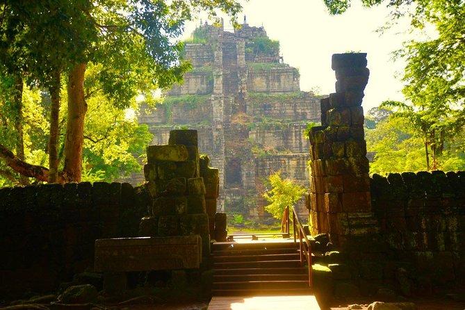 2 D, 1 N Siem Reap / Koh Ker / Tbeng Meachey / Loas border Bus Adventure