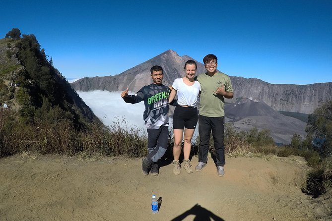 Rinjani Trekking 1 day Trek To the rim via senaru 2,642m