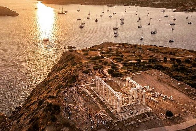 Cape Sounion & Temple Of Poseidon Private Trip
