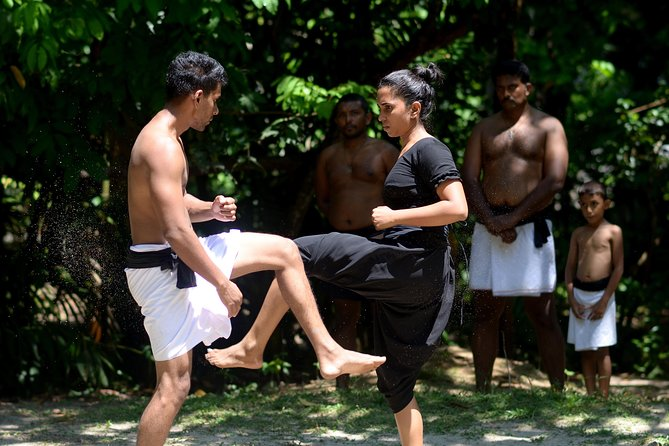 Angampora Martial Arts Show from Colombo