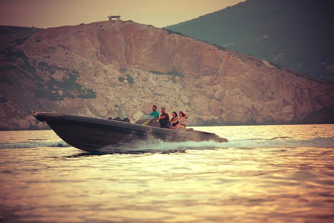 Private Speed Boat Day Cruise In Athens Riviera