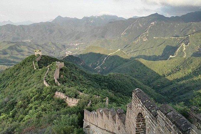 West Jiankou to East Jiankou to Mutianyu Great Wall Trekking (2days)