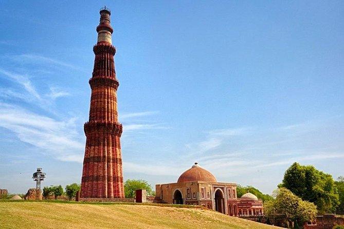 Delhi private city tour with Rikshaw ride