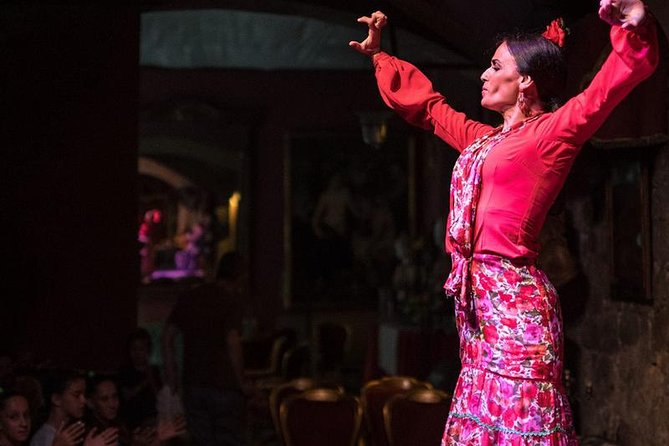 Flamenco Show in Barcelona with Local Dancer photo 4