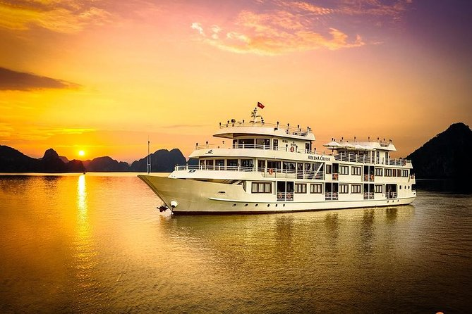 Athena Cruise - Bai Tu Long Bay