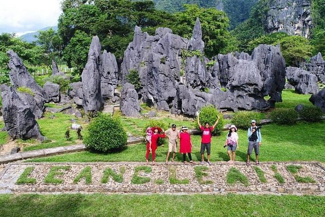 1 Day Makassar Natural Attraction Tour : Bantimurung Maros to Leang Leang