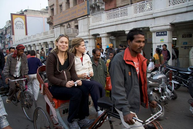 Old Delhi Heritage Sightseeing | Walking Tour | Street Food Tour