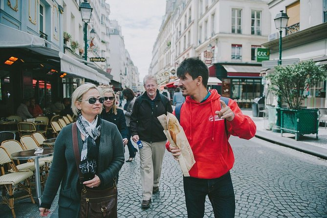 Private or Small Group Paris: 3 Hour Morning Cheese, Art, and Local Life Tour