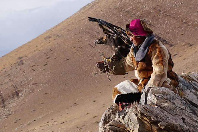 Golden Eagle hunting culture