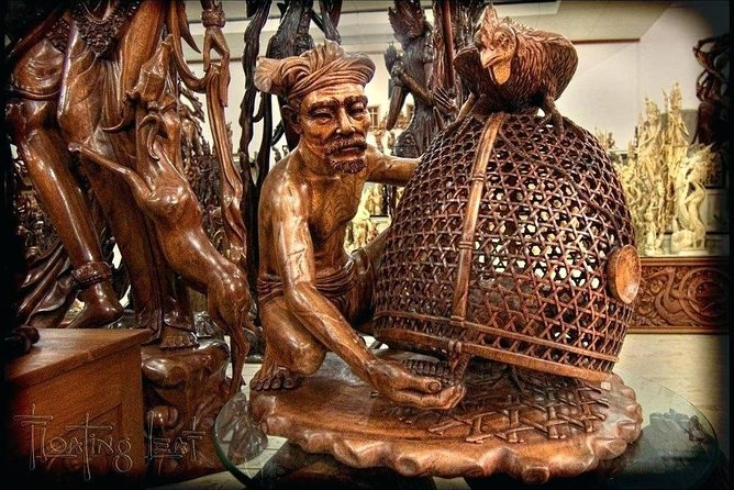 Bali Art Shopping and Culture Tour