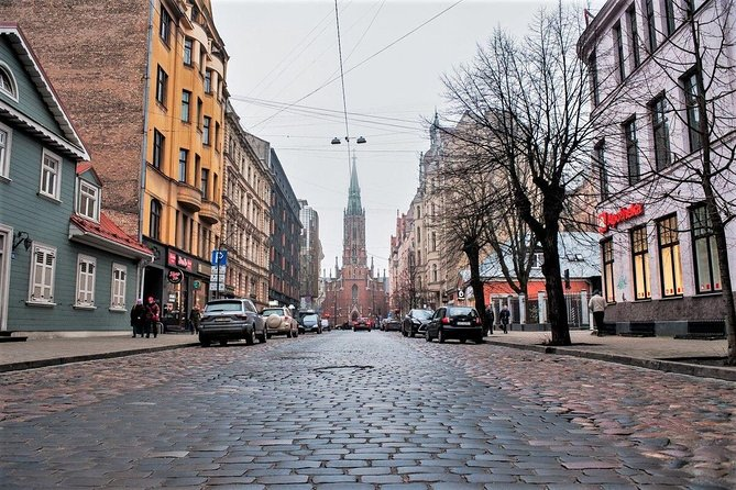Riga: The Darkest 50 Years with Local Guide