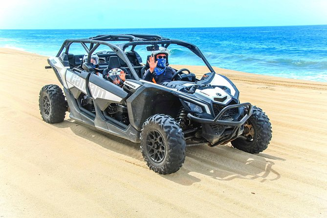 New Adventure at UTV Playa & Desierto de Los Cabos