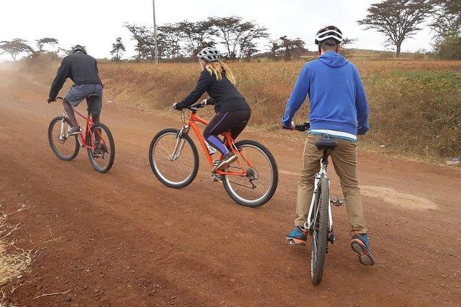 Bike Trip Around the Base of Kilimanjaro 360